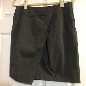 Great grey skirt